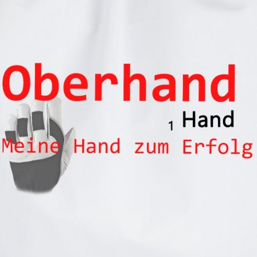 Oberhand 1. Hand, Meine Hand zum Erfolg - Turnbeutel