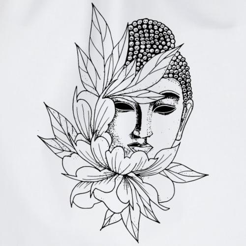 Buddha - Turnbeutel