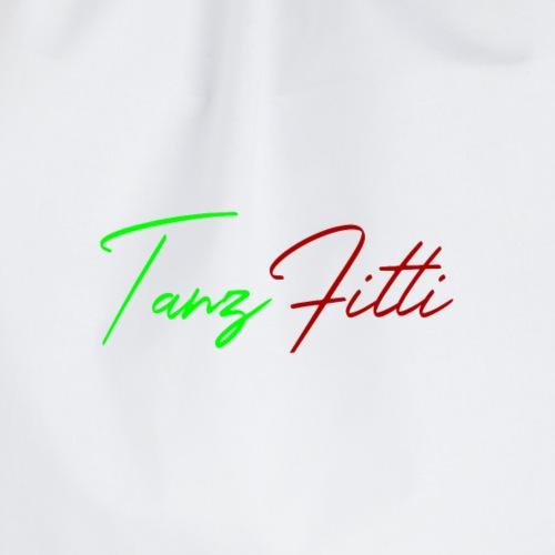 TanzFitti Fan - Turnbeutel