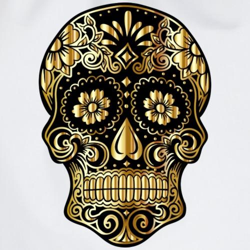 sugar skull 4452682 - Sacca sportiva