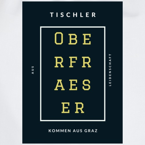 Oberfraeser Graz - Turnbeutel