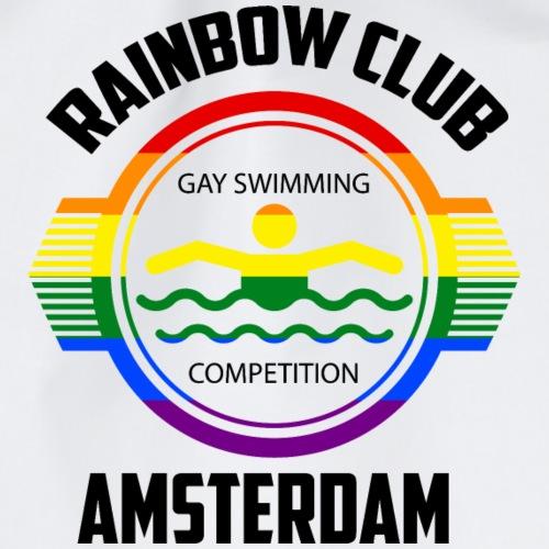Rainbow club Amsterdam - Gay swimming competition - Turnbeutel