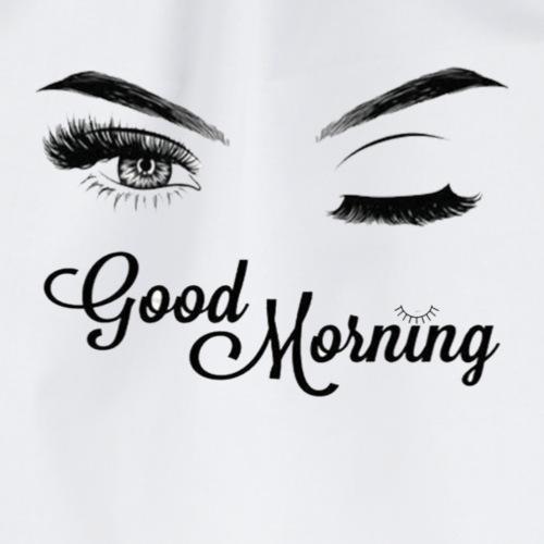 Good Morning - Mochila saco