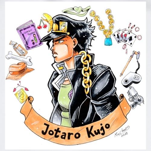 JOJO Generation Part Three - Turnbeutel
