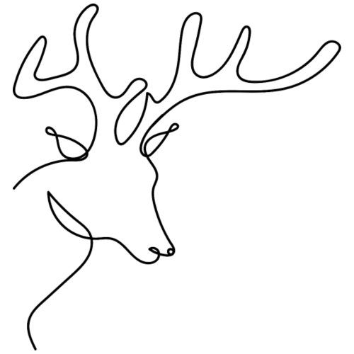 Logo Cerf - Sac de sport léger