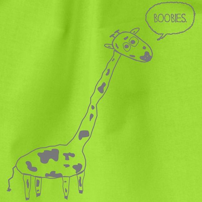 Naughty Giraffe