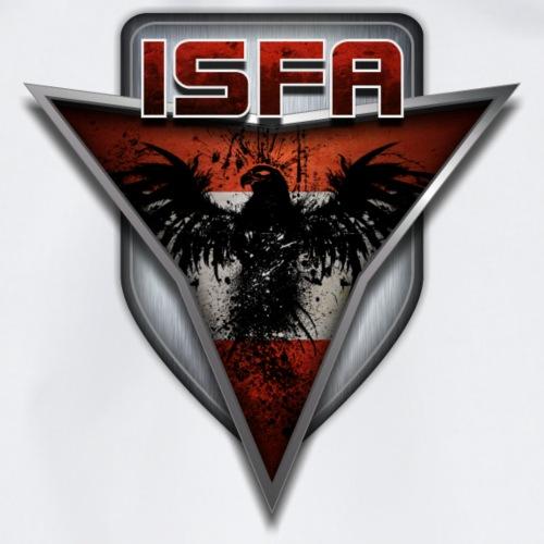 isfa logo druck1 - Turnbeutel