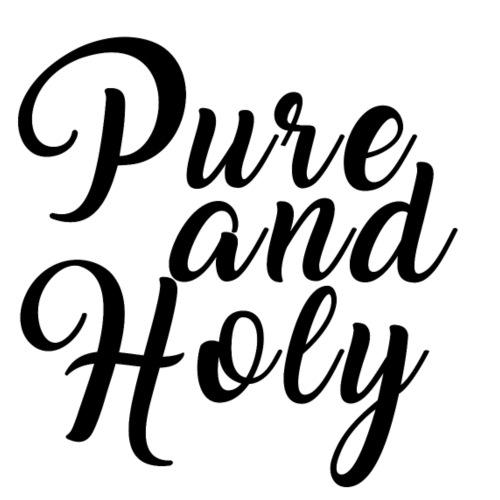 PureAndHoly - Turnbeutel