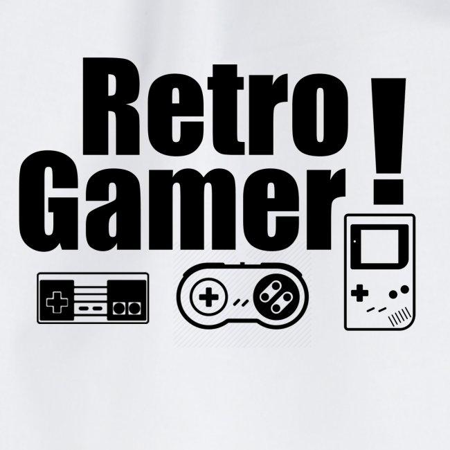 Retro Gamer!