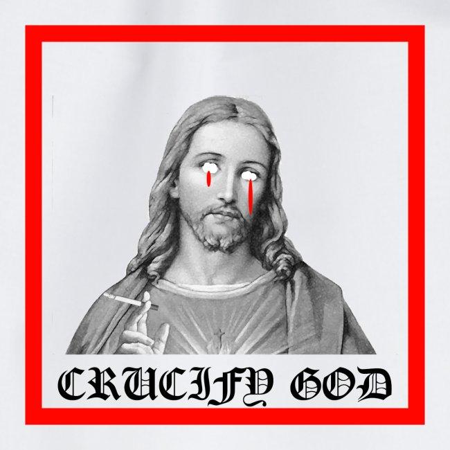 Crucify God   Sad Jesus