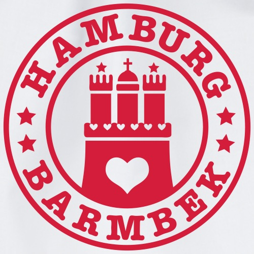 Hamburg Stadtteil Barmbek 1c - Turnbeutel
