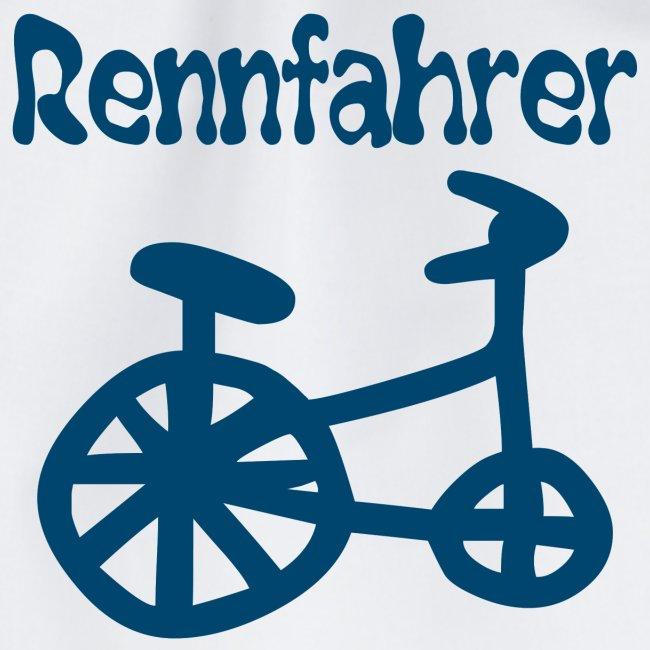RENNFAHRER DREIRAD