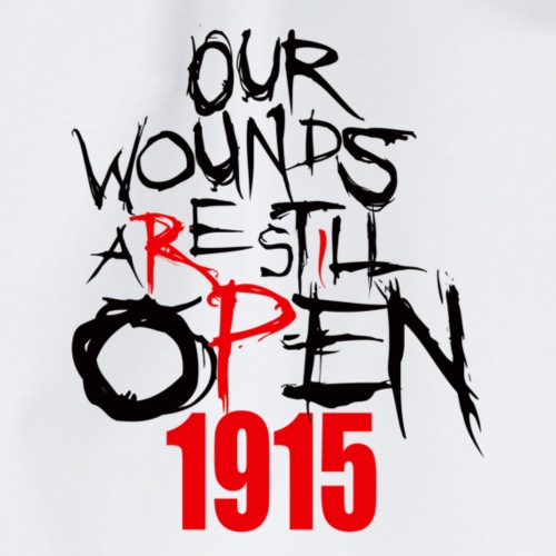 Our Wounds are still open 1915 Armenian - Turnbeutel