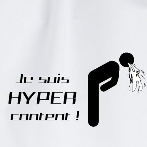 Hyper content - Sac de sport léger