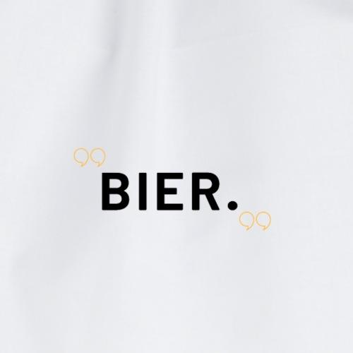 Manni´s Bier 1 - Turnbeutel