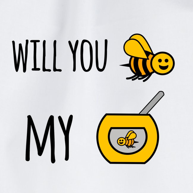 Will you bee my honey