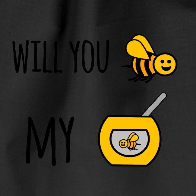 Will you bee my honey