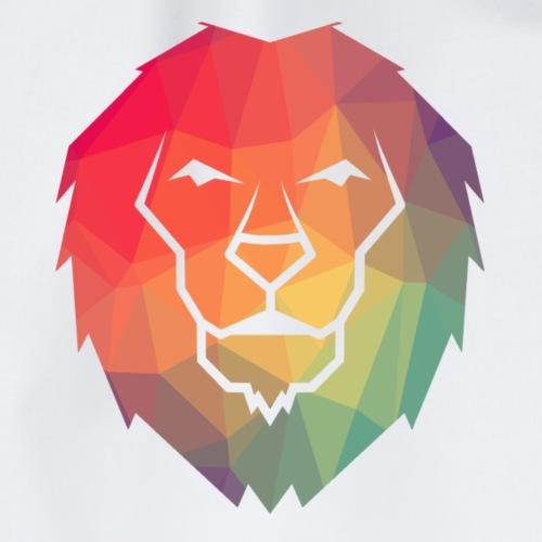 Lejon - Gymnastikpåse