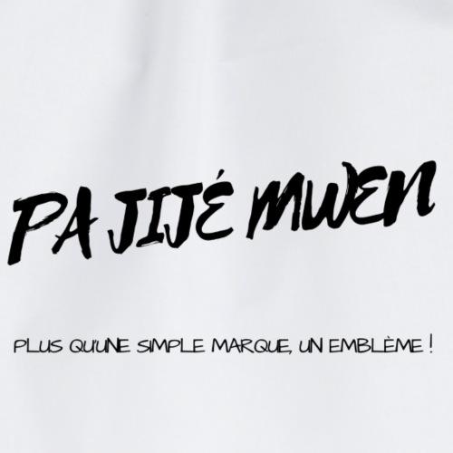 PJM logo noir - Sac de sport léger