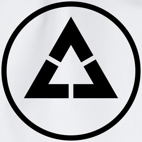 Remote Viewing School Logo - Turnbeutel