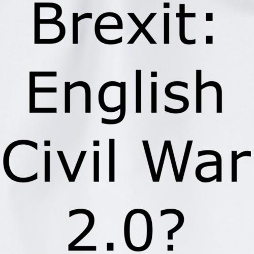 Brexit English Civil War 2 - Drawstring Bag