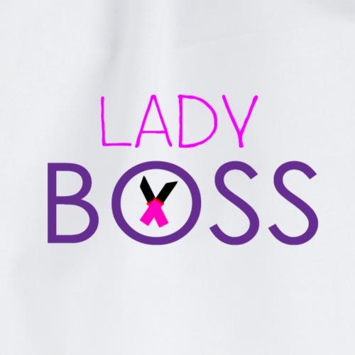 Lady Boss - Turnbeutel