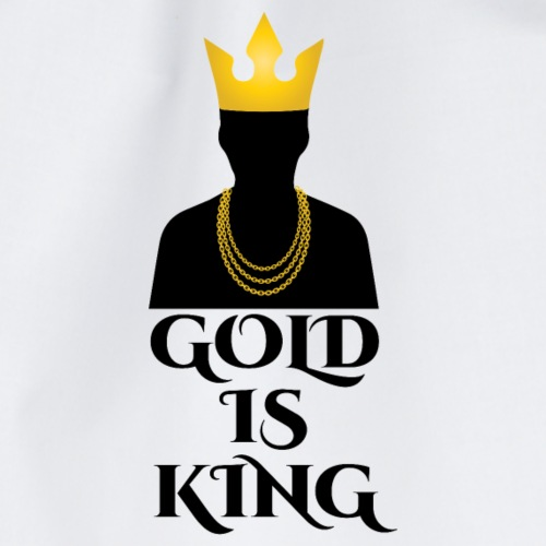 Gold is King - Turnbeutel