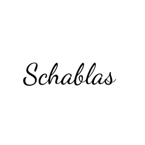 Schablas - Turnbeutel