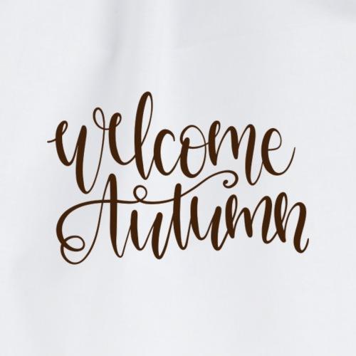 Welcome Autumn - Turnbeutel