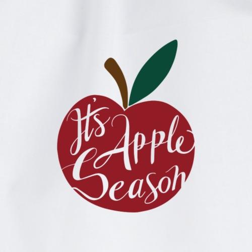 Its apple season - Turnbeutel
