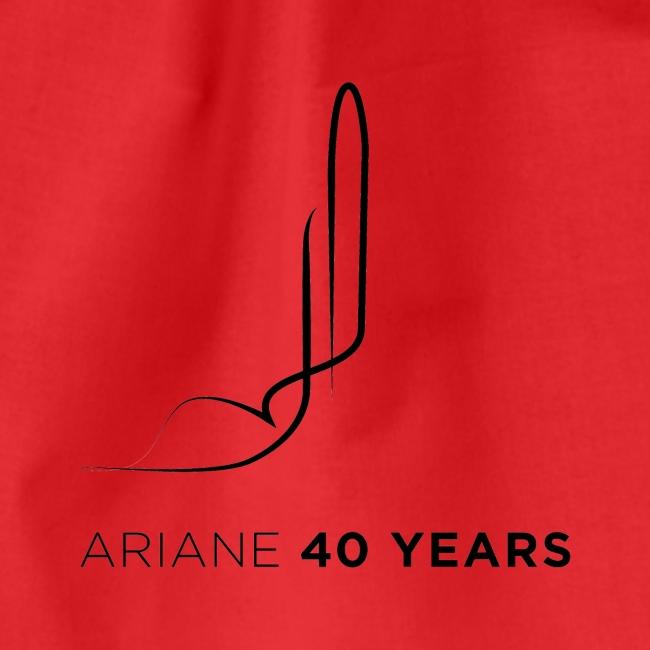Ariane 40 years
