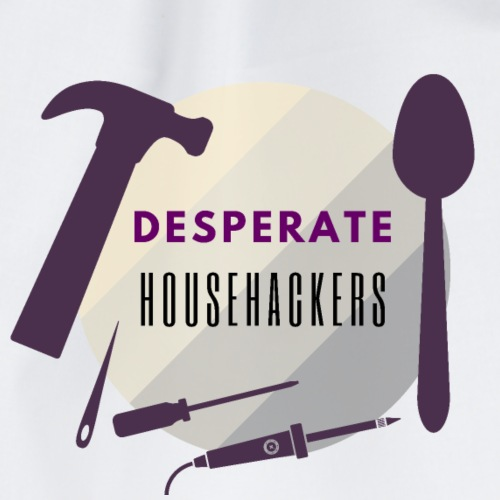 Desperate Househackers - Turnbeutel