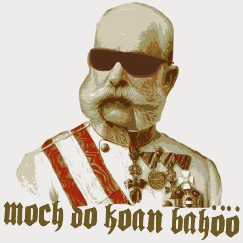 Kaiser Franz Bahöö - Turnbeutel