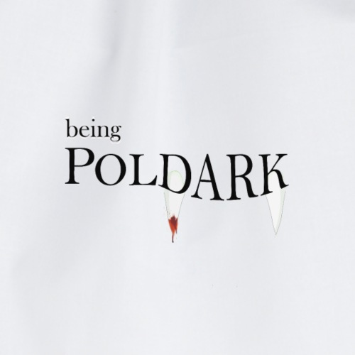 being POLDARK - Drawstring Bag