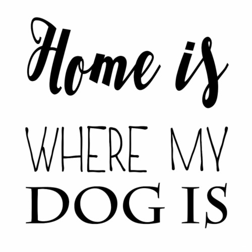 Home is where my dog is - Jumppakassi
