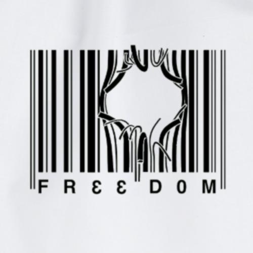 Freedom t-shirt liberté - Sac de sport léger