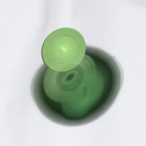 A drop of the universe - Turnbeutel