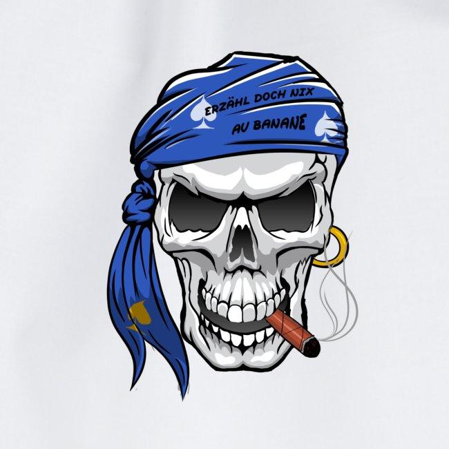 born skull new freigestellt