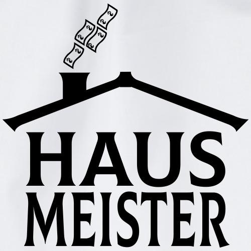 Hausmeister Cash - Turnbeutel