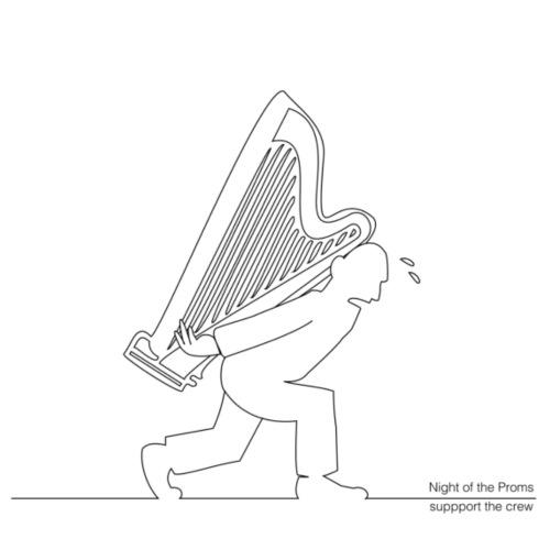 HARP - Gymtas