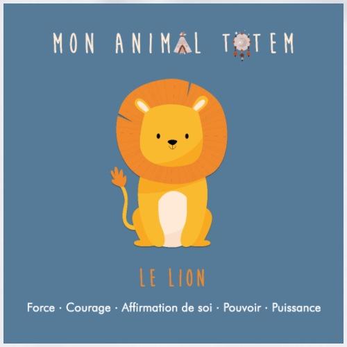 LION / ANIMAL TOTEM - Sac de sport léger