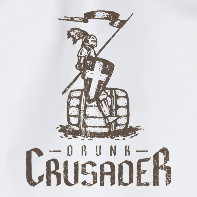Drunk Crusader