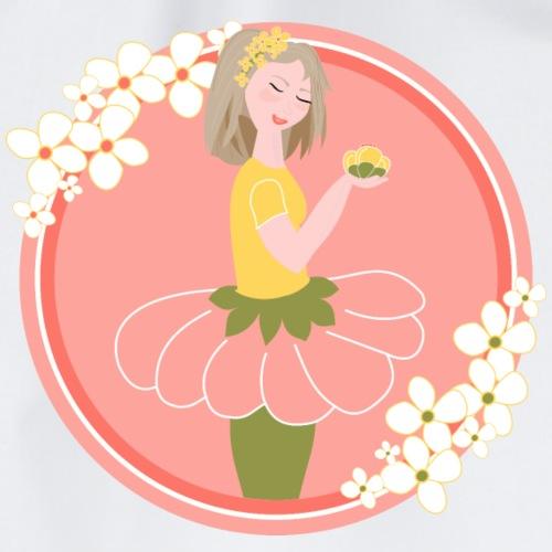 Fleurs Dreamgirl - Sac de sport léger