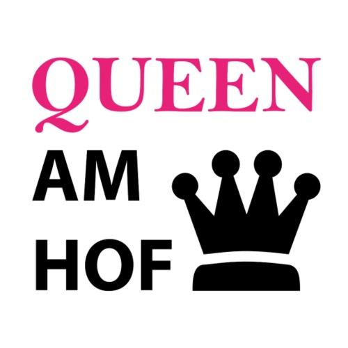 Queen am Hof - Turnbeutel