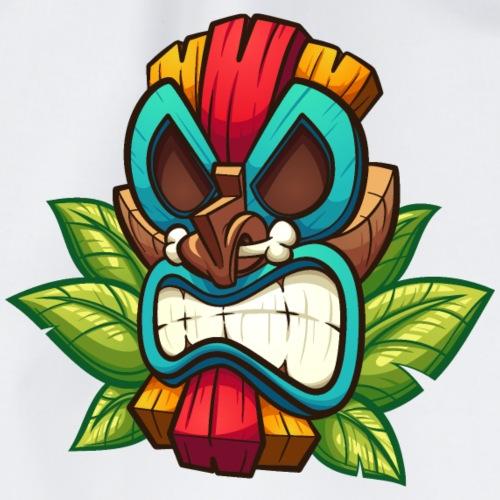 Tiki Mask Bone - Worek gimnastyczny