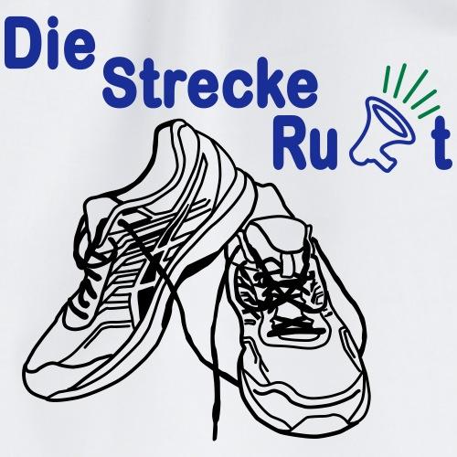 DieStreckeRuft - Turnbeutel