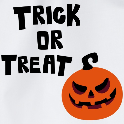 Halloween Trick or Treat - Drawstring Bag