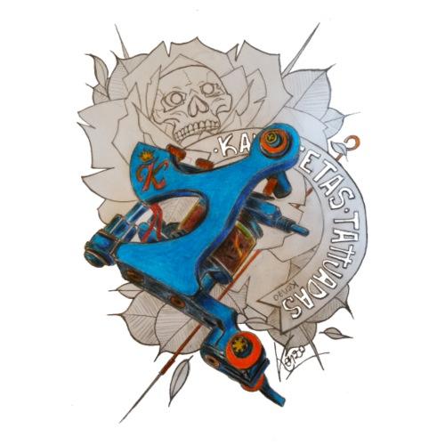 maquina tattoo - Mochila saco