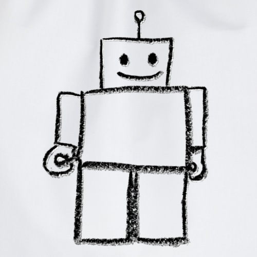 Social Bot - Turnbeutel
