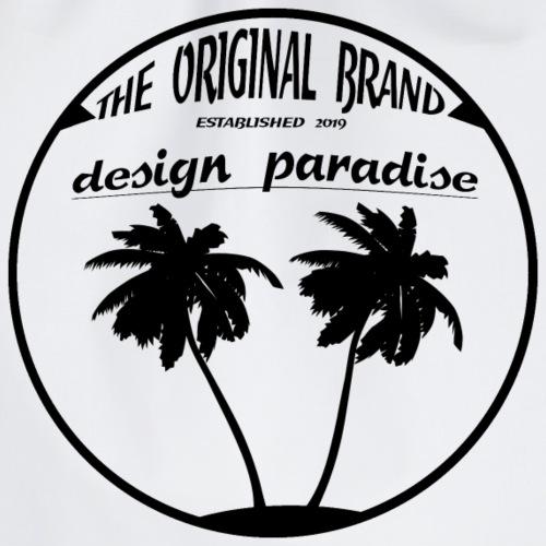 Original Brand Palmen   Design Paradise - Turnbeutel